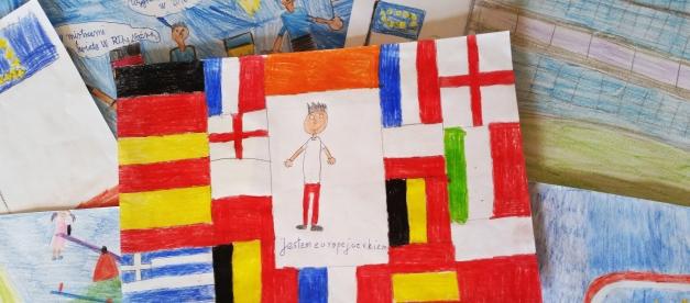 Wyniki konkursu Moja Europa 2016: Jestem Europejczykiem