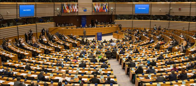 Mini Sesja w Brukseli, © European Union 2014 - European Parliament